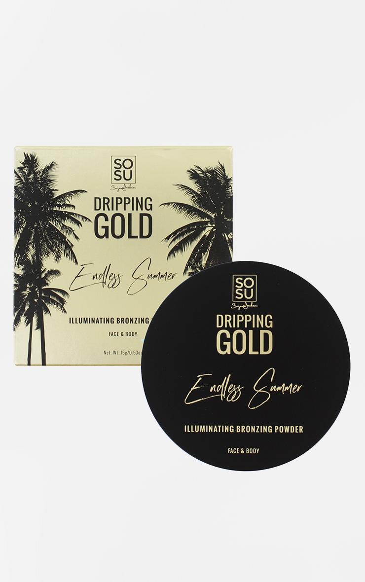 SOSUBYSJ Dripping Gold Illuminating Endless Summer Bronzer 2