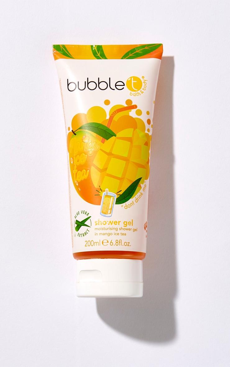 Bubble T Mango Ice Tea Shower Gel 200ml 2