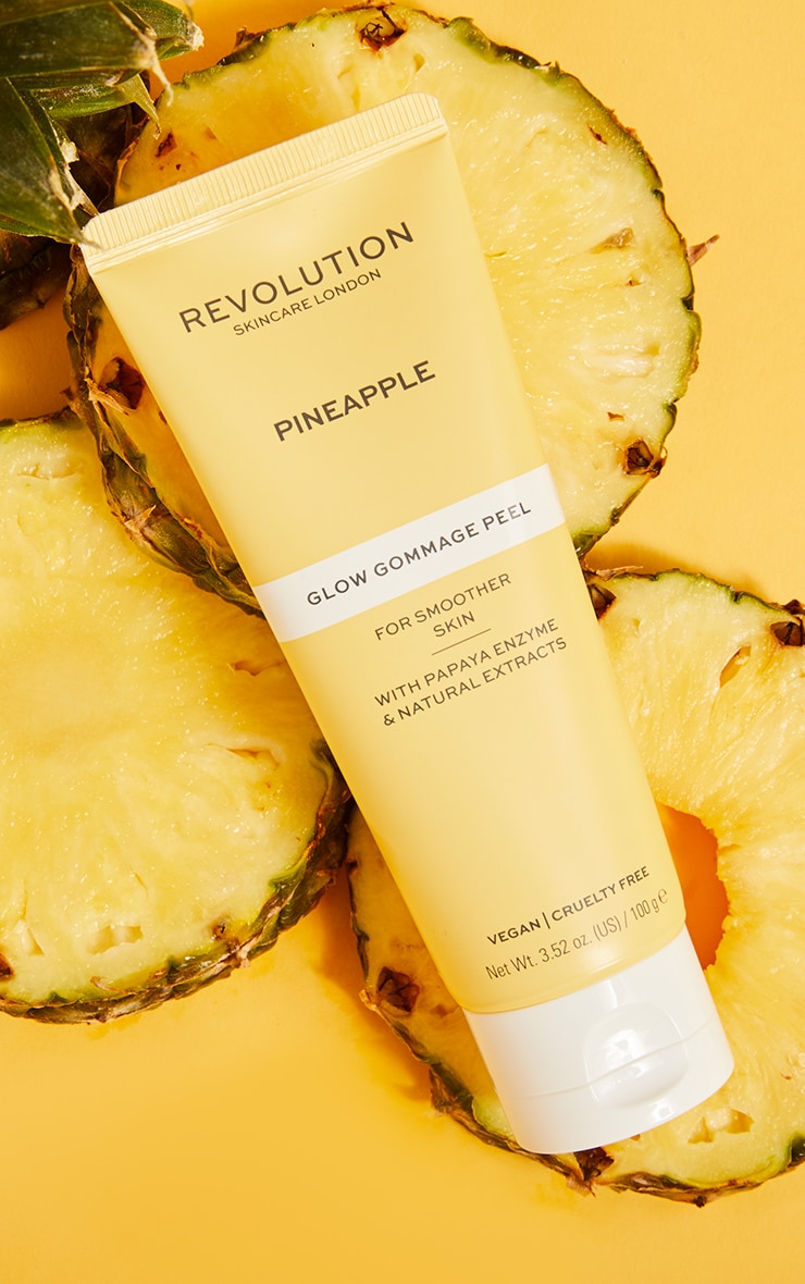 Revolution Skincare Pineapple Enzyme Glow Gommage Peel 2