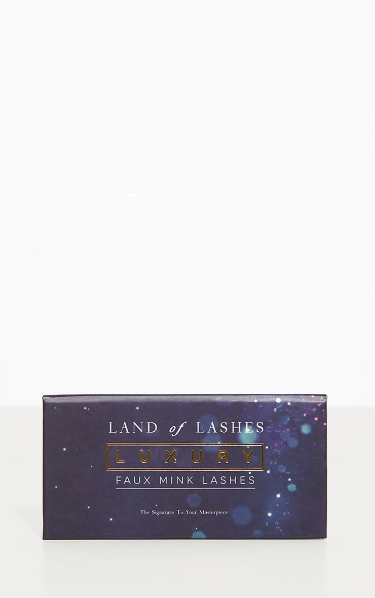 Land of Lashes Luxury Faux Mink Ruby 2