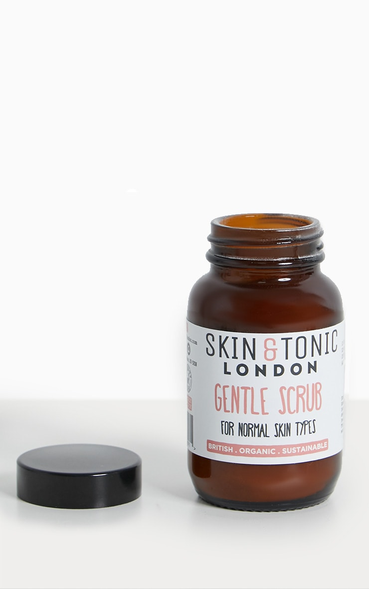 Skin & Tonic London Gentle Scrub  2