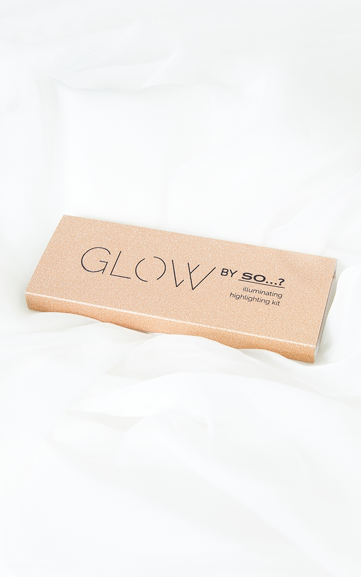 Glow By So...? Exclusive Illuminating Highlighting kit 3