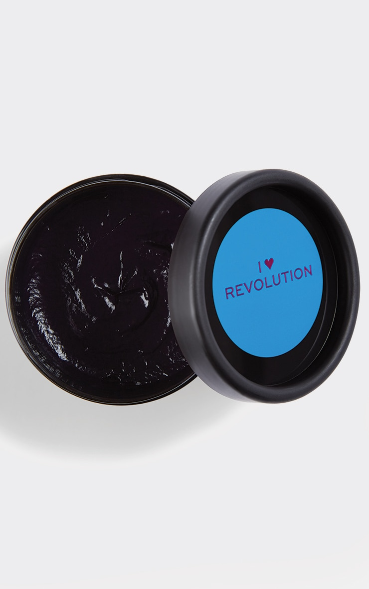 I Heart Revolution Rainbow Tones Hair Colour Beach Babe Blue 2