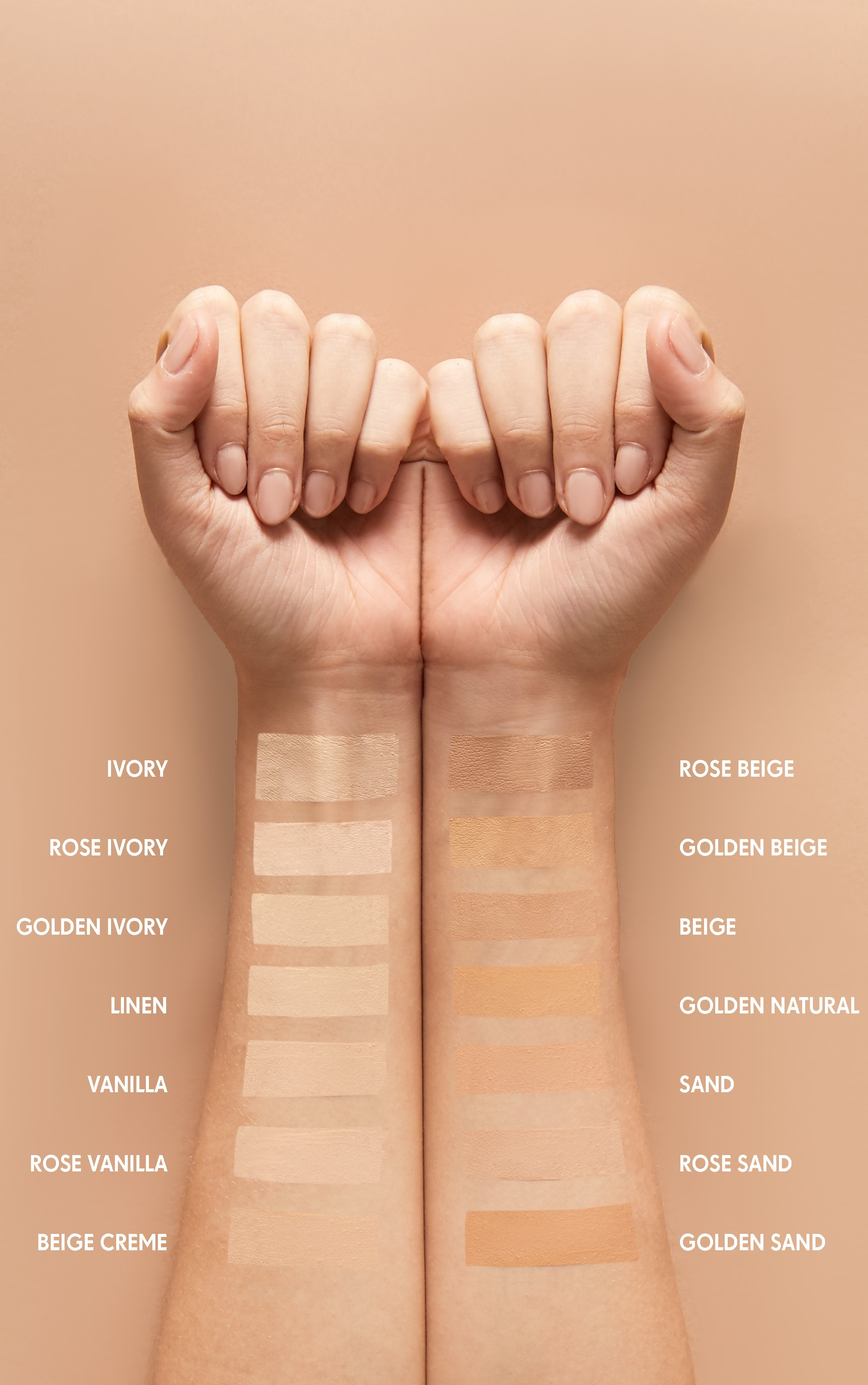 L'Oréal Paris True Match Foundation 1.C Rose Ivory 3