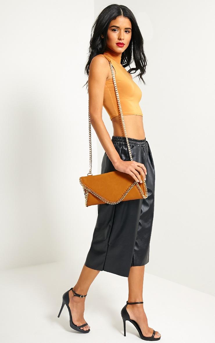 Theresa Tan Chain Envelope Clutch Bag 3