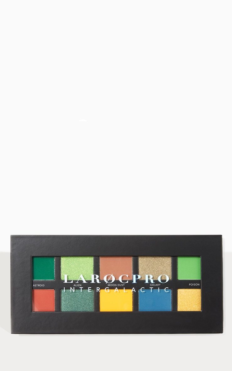 Intergalactic Eyeshadow Palette 2