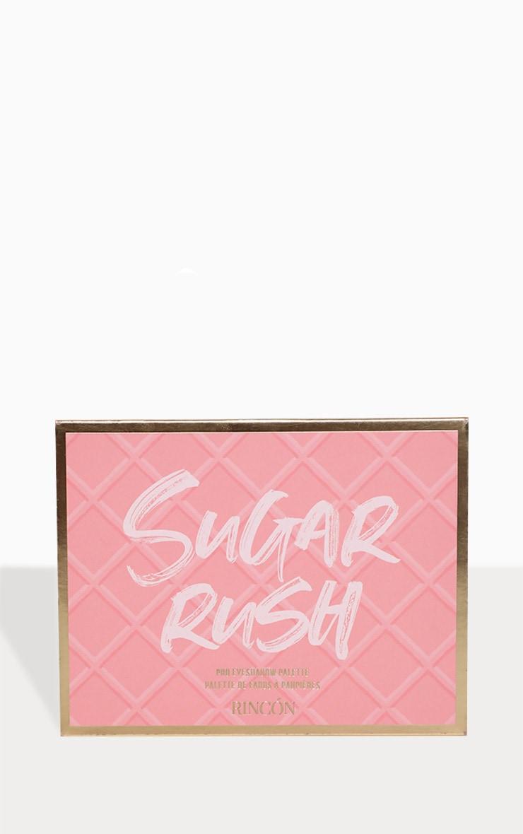 Rincon Cosmetics Sugar Rush PRO Eyeshadow Palette 2