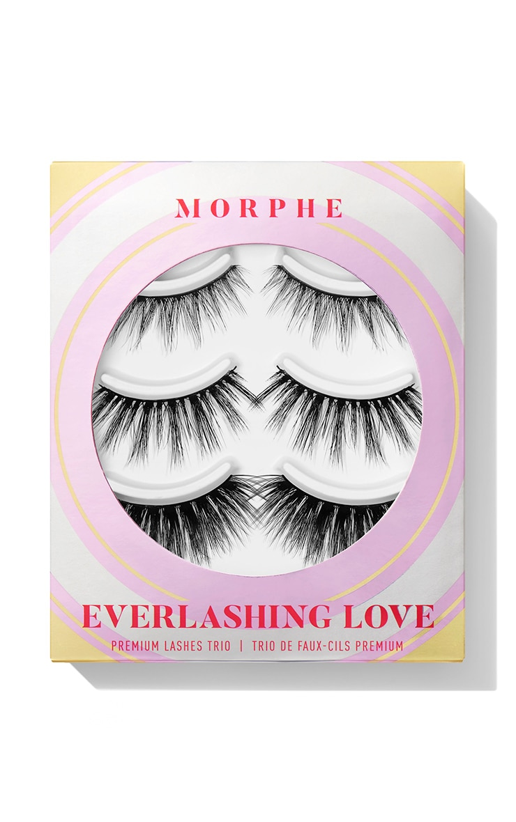 Morphe Everlashing Love Premium Lashes Trio 1