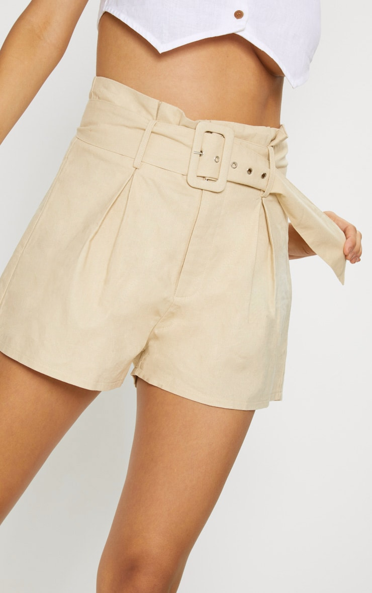 Stone Belted Short   6