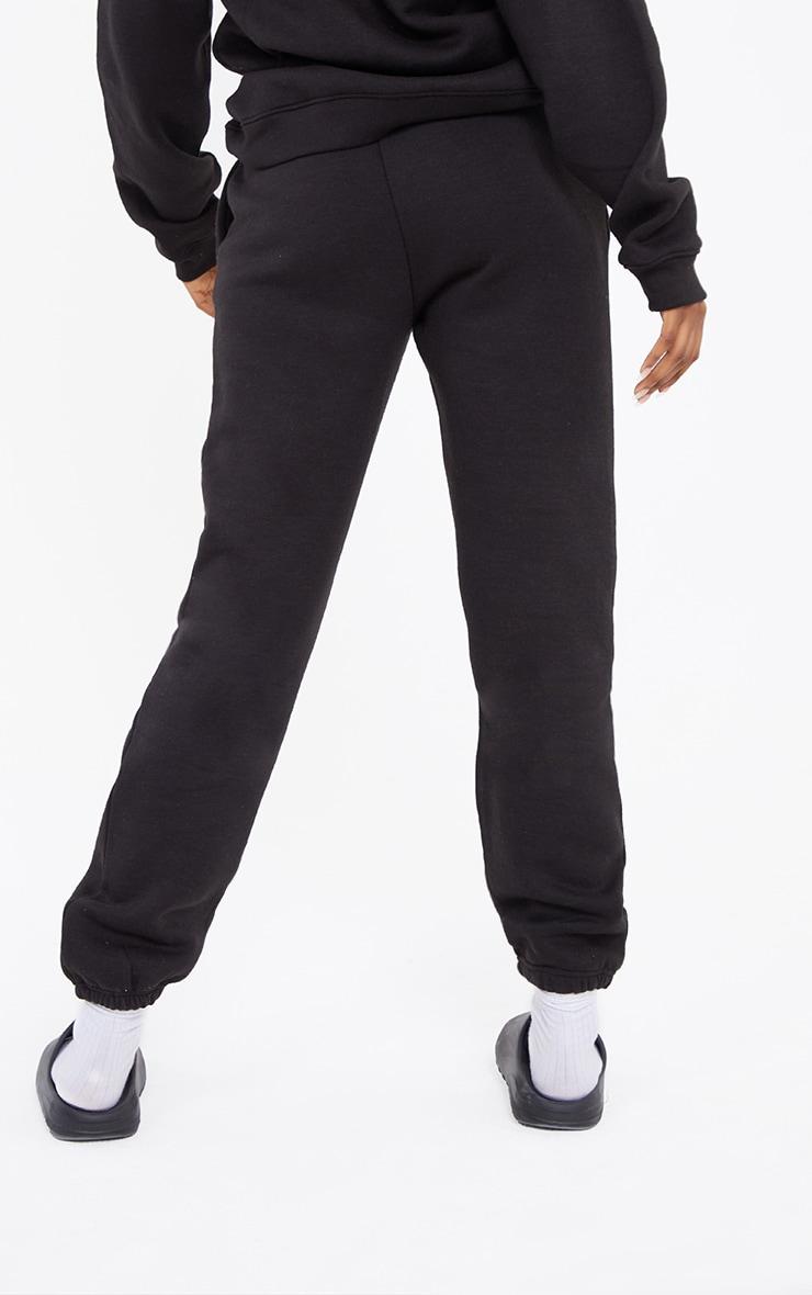 Tall Black Ultimate Sweat Joggers 3