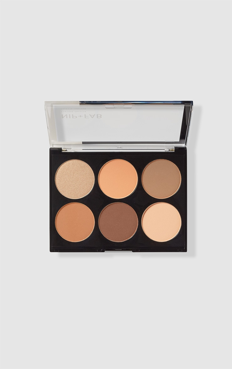 Nip & Fab Contour Palette Shade Medium 02 1
