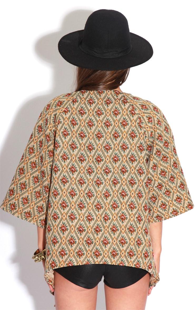Annabelle Tassel Kimono 2