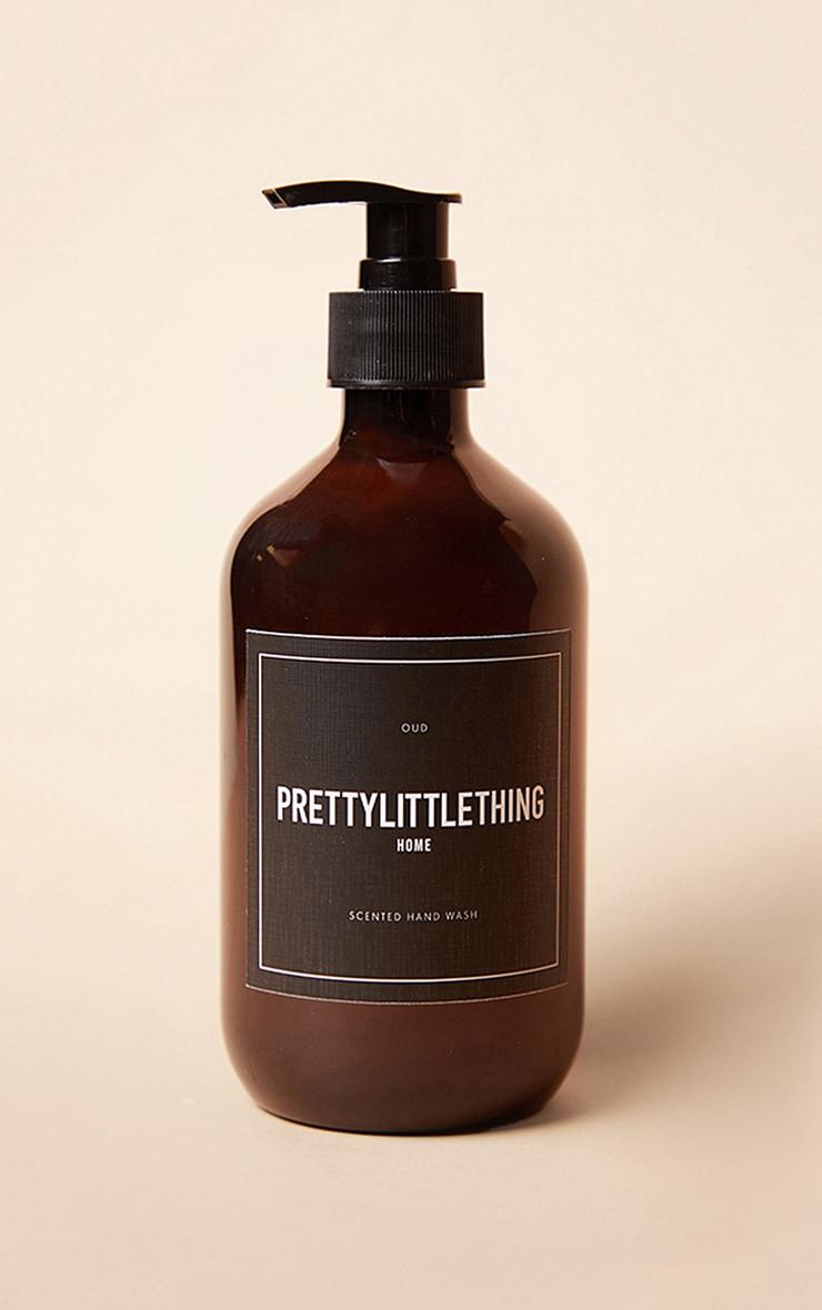 PRETTYLITTLETHING Home - Savon pour les mains parfum oud 1