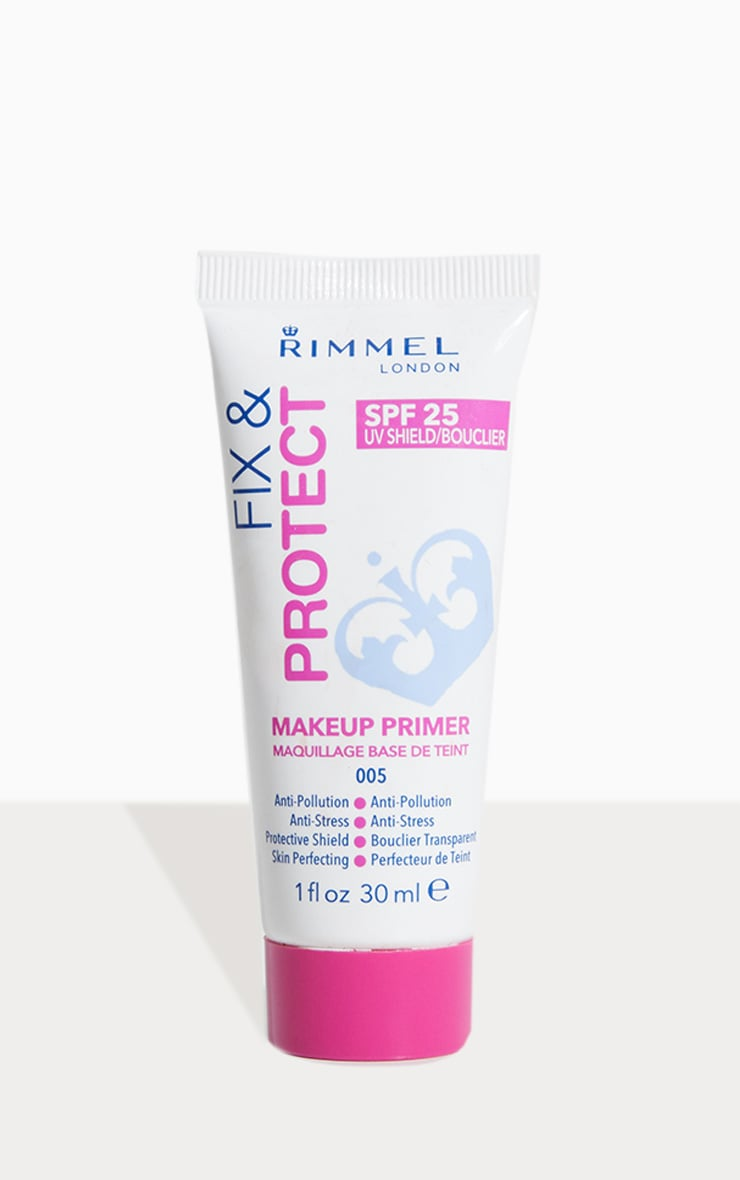 Rimmel London Fix & Protect Primer