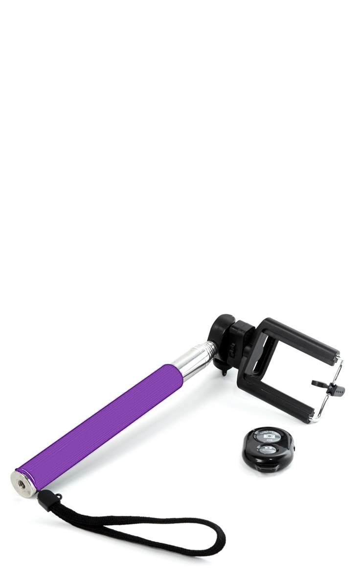 Purple Selfy Stick 3