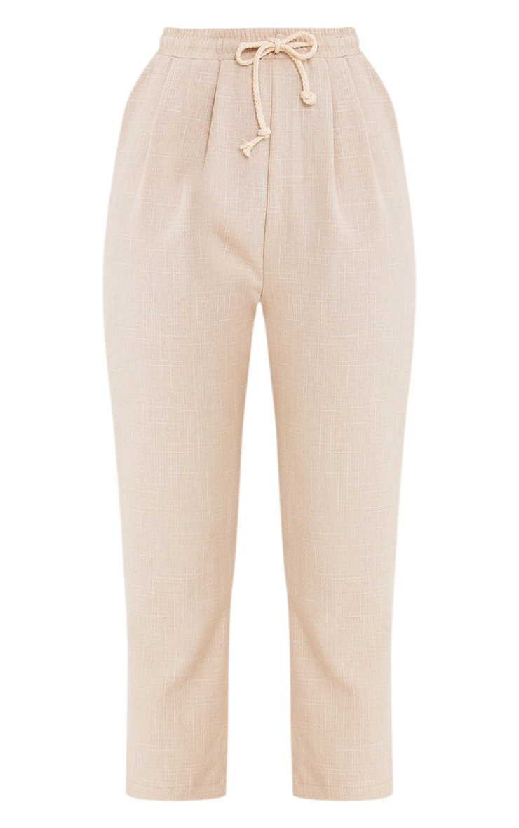 Diya Stone Casual Trousers 4