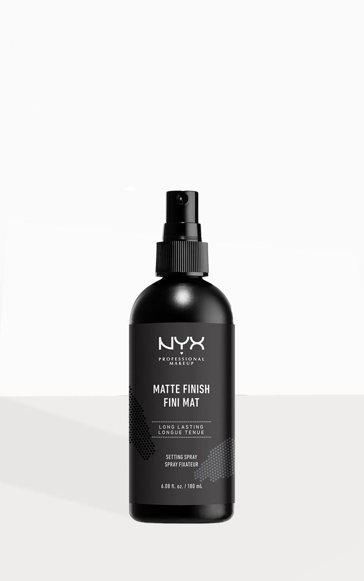 NYX PMU Longlasting Setting Spray Matte Finish 180ml 2