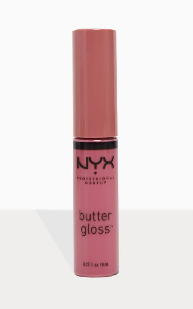 NYX PMU Butter Gloss Angel Food Cake 2