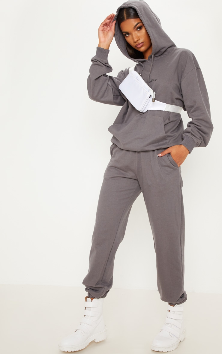 Charcoal Casual Joggers 2