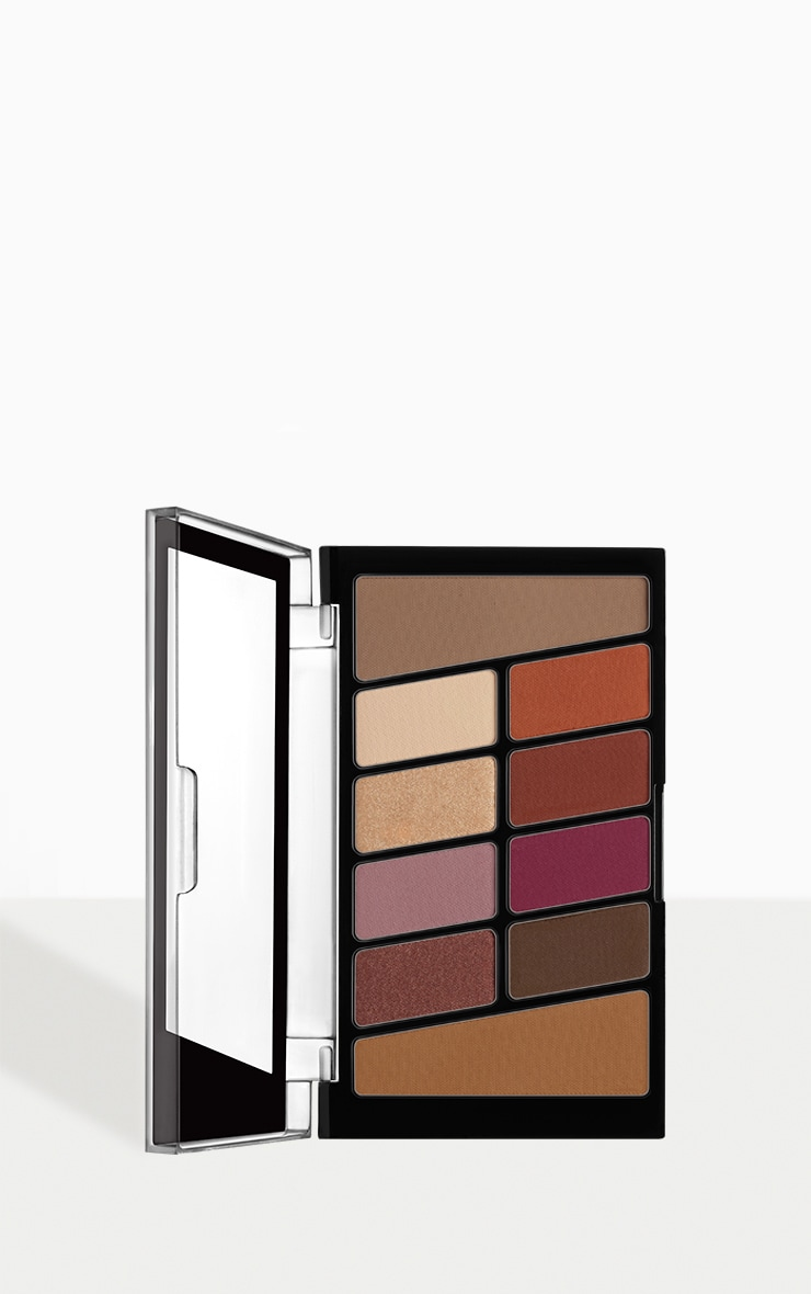 wet n wild Color Icon 10 Eyeshadow Palette Rosé in the Air image 1