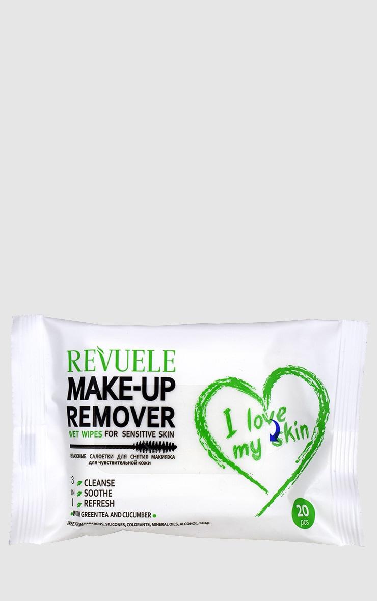 Sensitive Make Up Remover Wipes 1