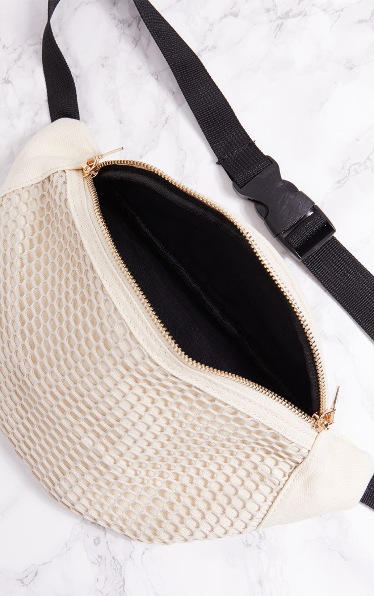 Cream bag