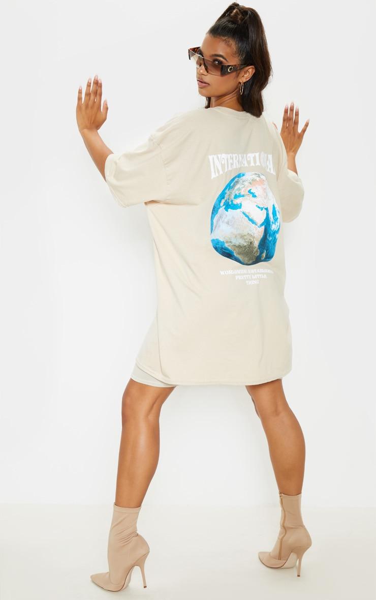 Sand International T-shirt 1