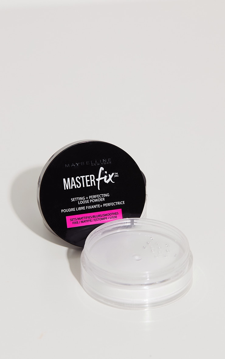 Maybelline Master Fixer Powder 01 Translucent 3