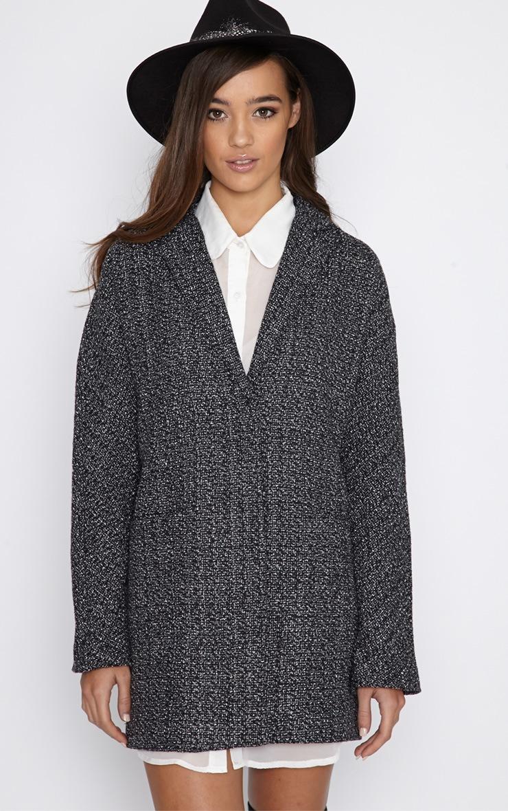 Vivian Grey Flecked Boyfriend Coat  4