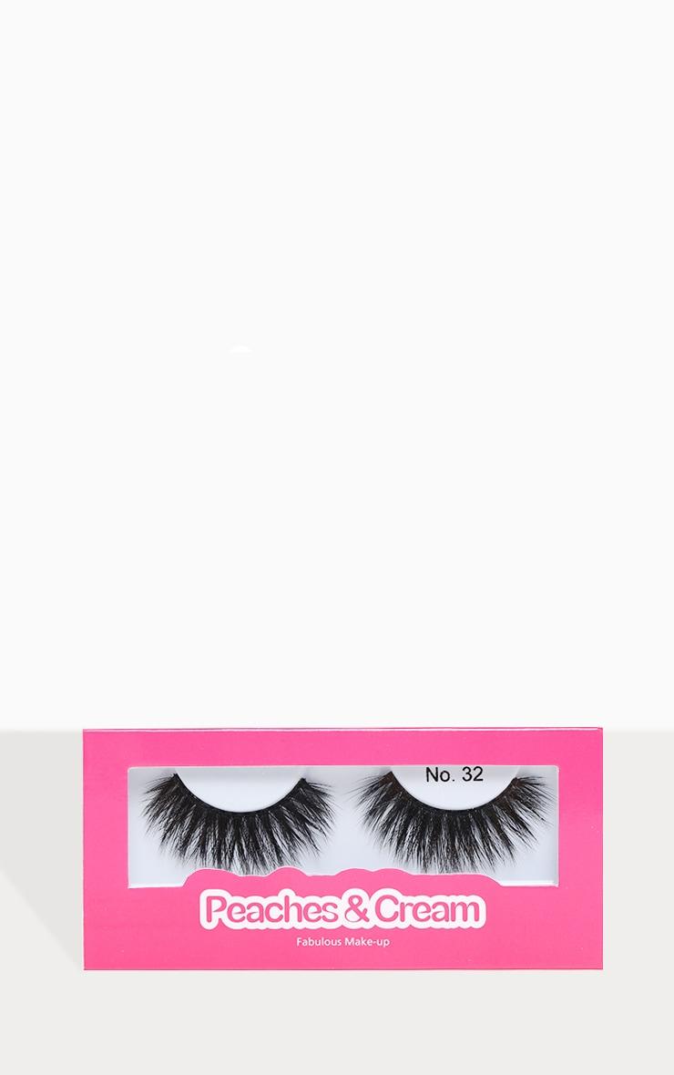 Peaches & Cream NO 32 False Eyelashes 2
