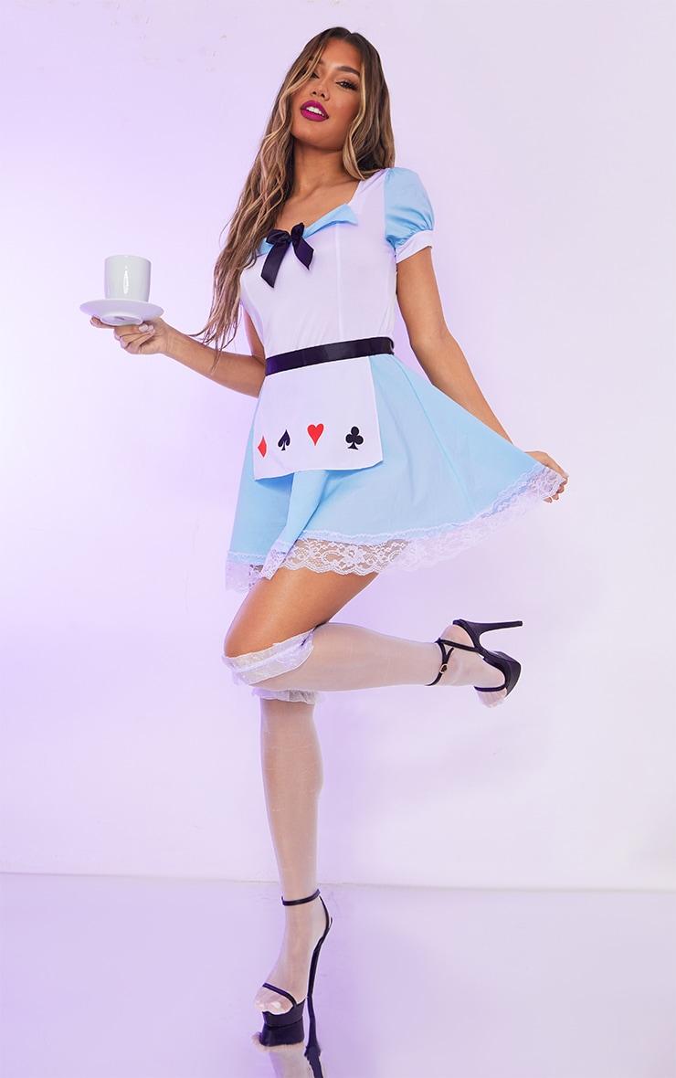 Blue Tea Party Costume 1