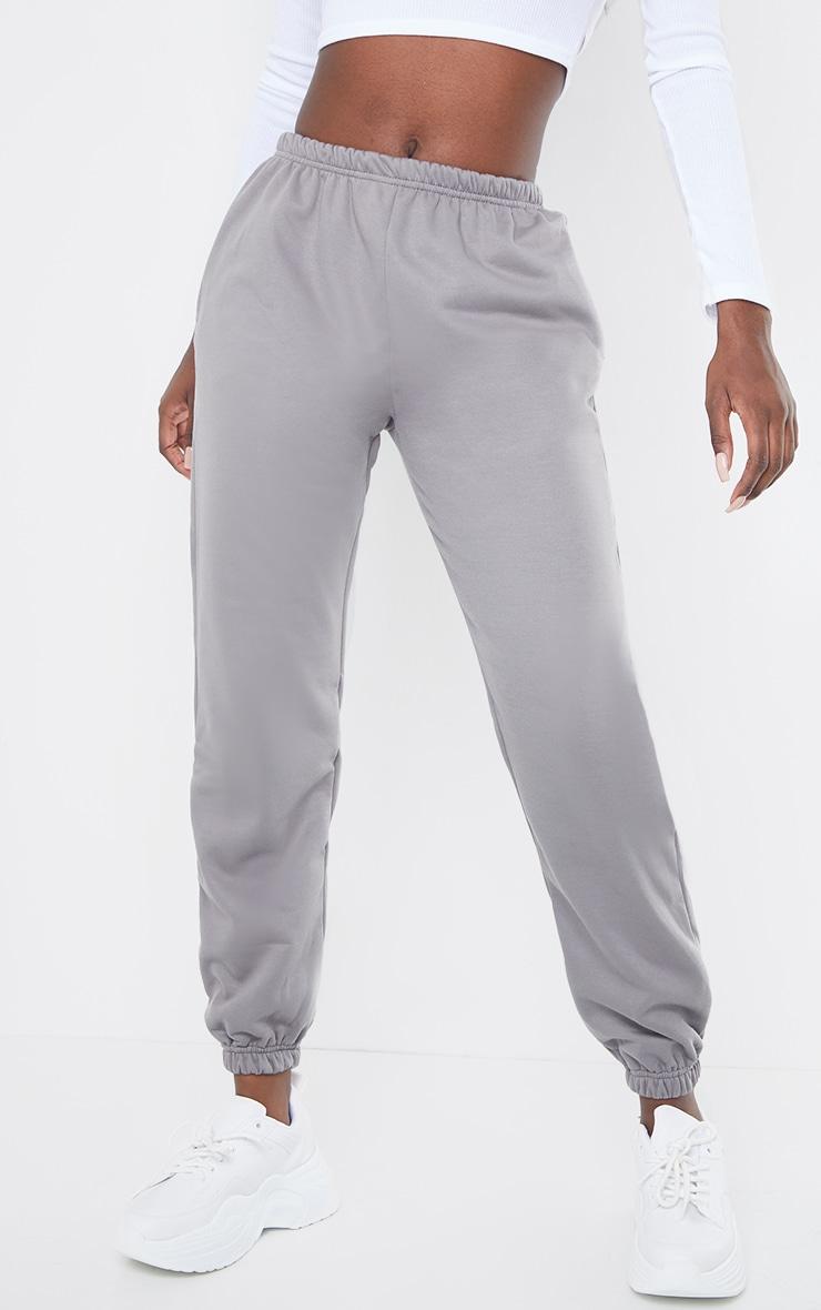 Tall Grey Casual Jogger 2