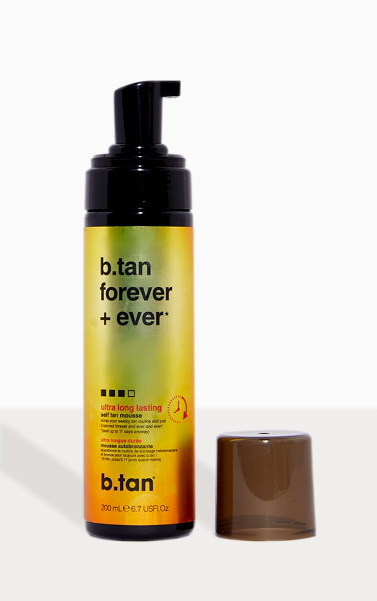 B.tan forever & ever...self tan mousse 3