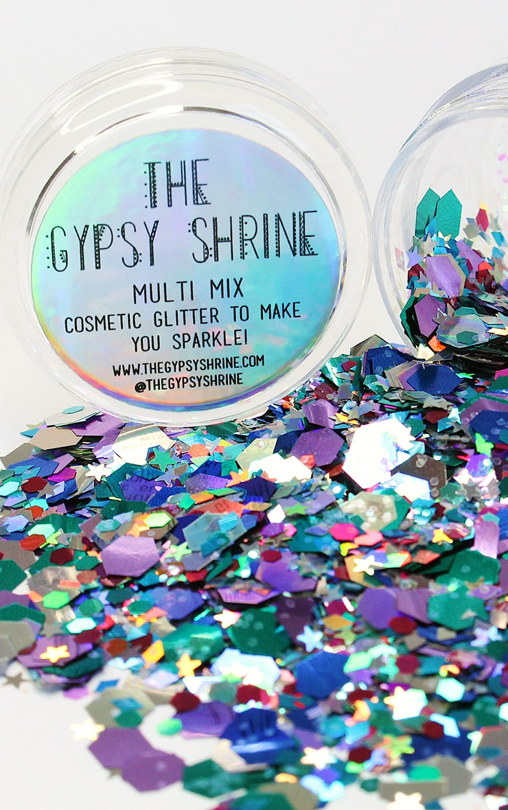 The Gypsy Shrine Multi Mix Glitter Pot 1