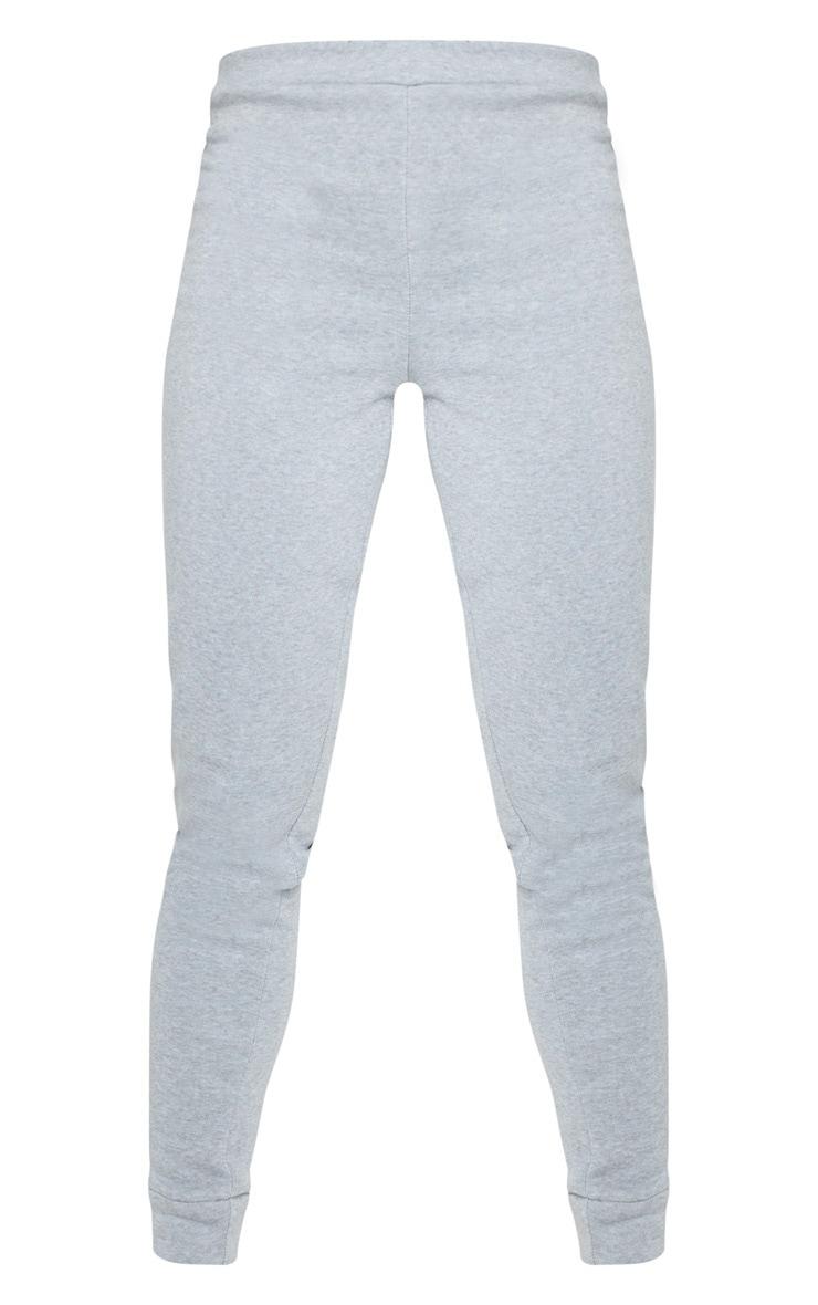 Grey Marl Fleece Joggers 3