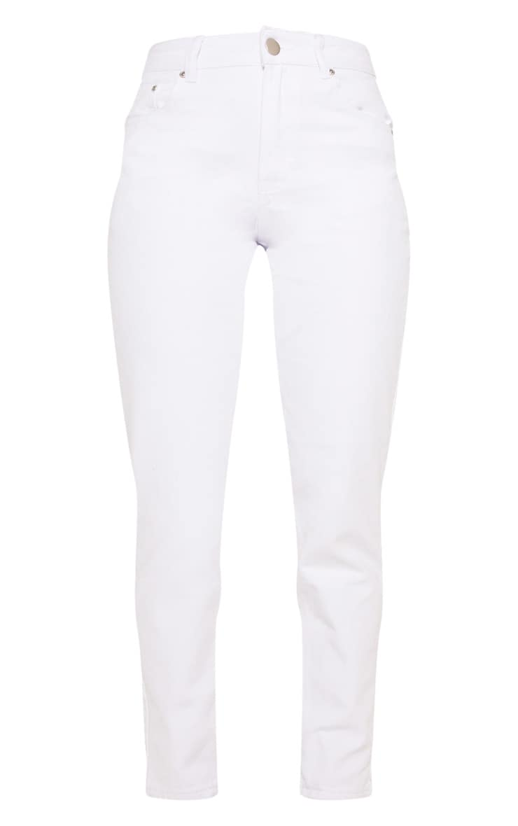 White Girlfriend Jean 3