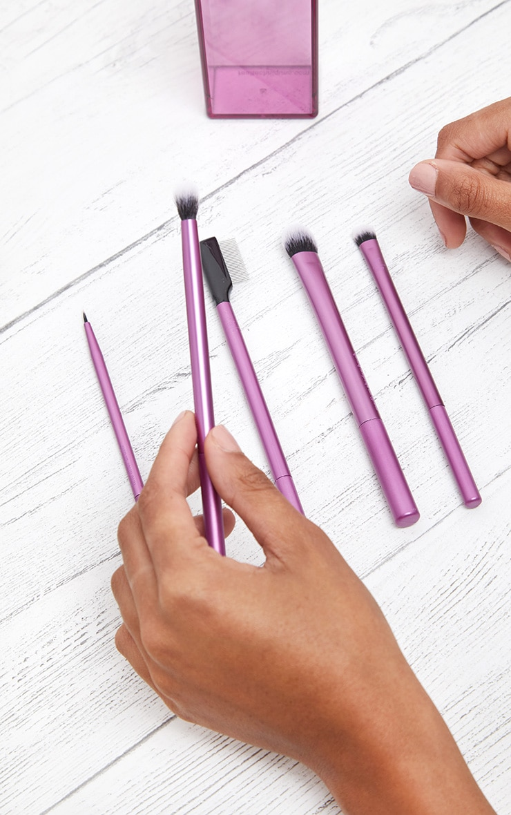 Real Techniques Enhanced Eye Makeup Brush Set 2