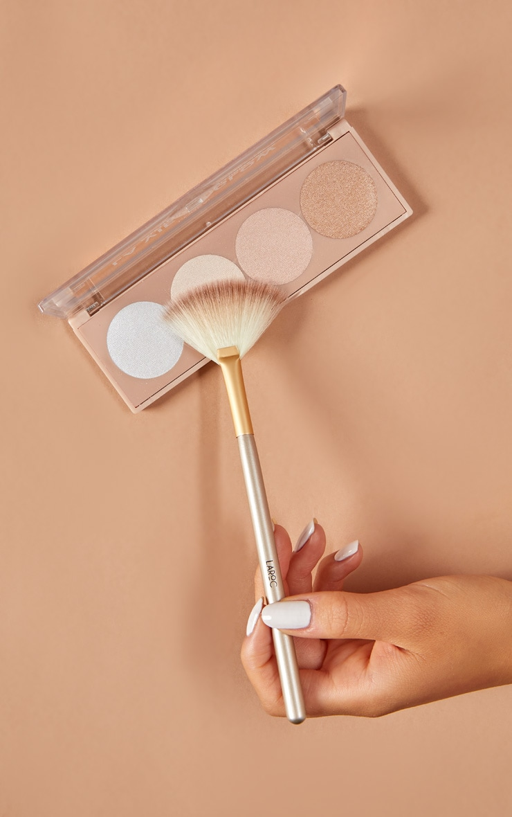 L'Oréal Paris La Vie En Glow Highlighting Powder Palette Cool Glow 5