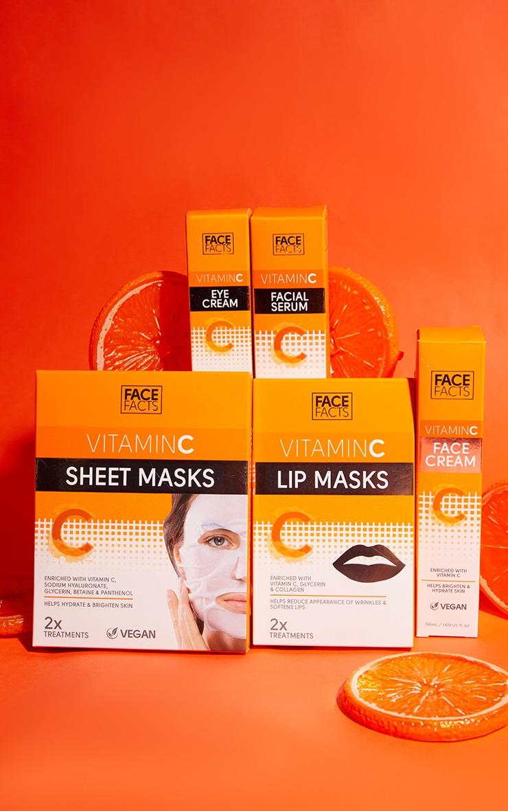 Face Facts Vitamin C Face Cream 3