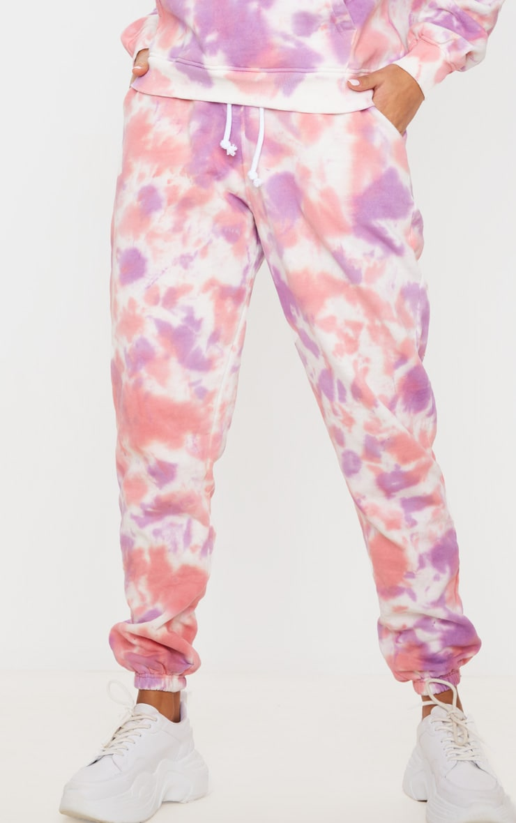 Multi Tie Dye Sweat Joggers 2
