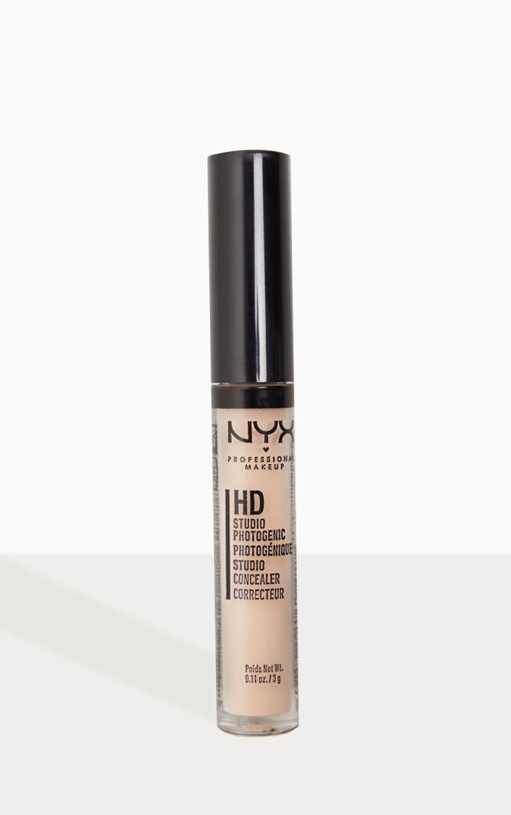 NYX PMU HD Photogenic Concealer Wand Porcelain 1