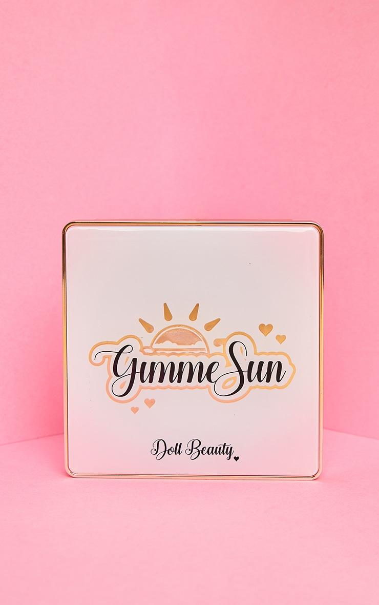 Doll Beauty Gimme Sun Matte Bronzer Dark 4