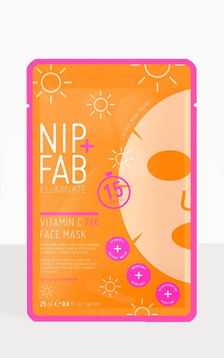 NIP+FAB Vitamin C Fix Face Mask 2