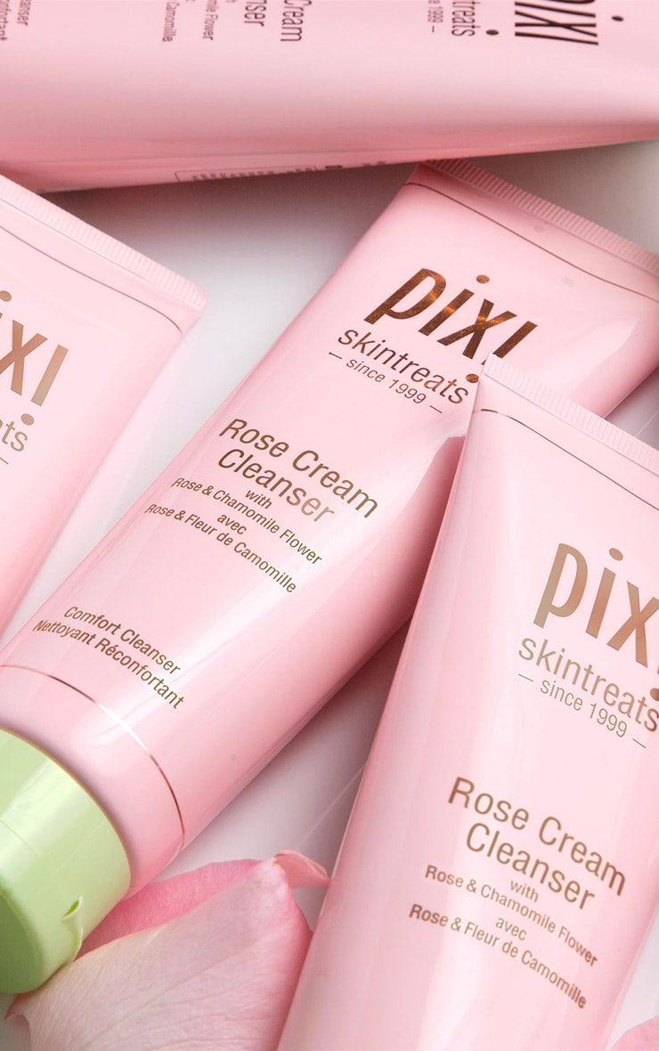 Pixi Rose Cream Cleanser 2