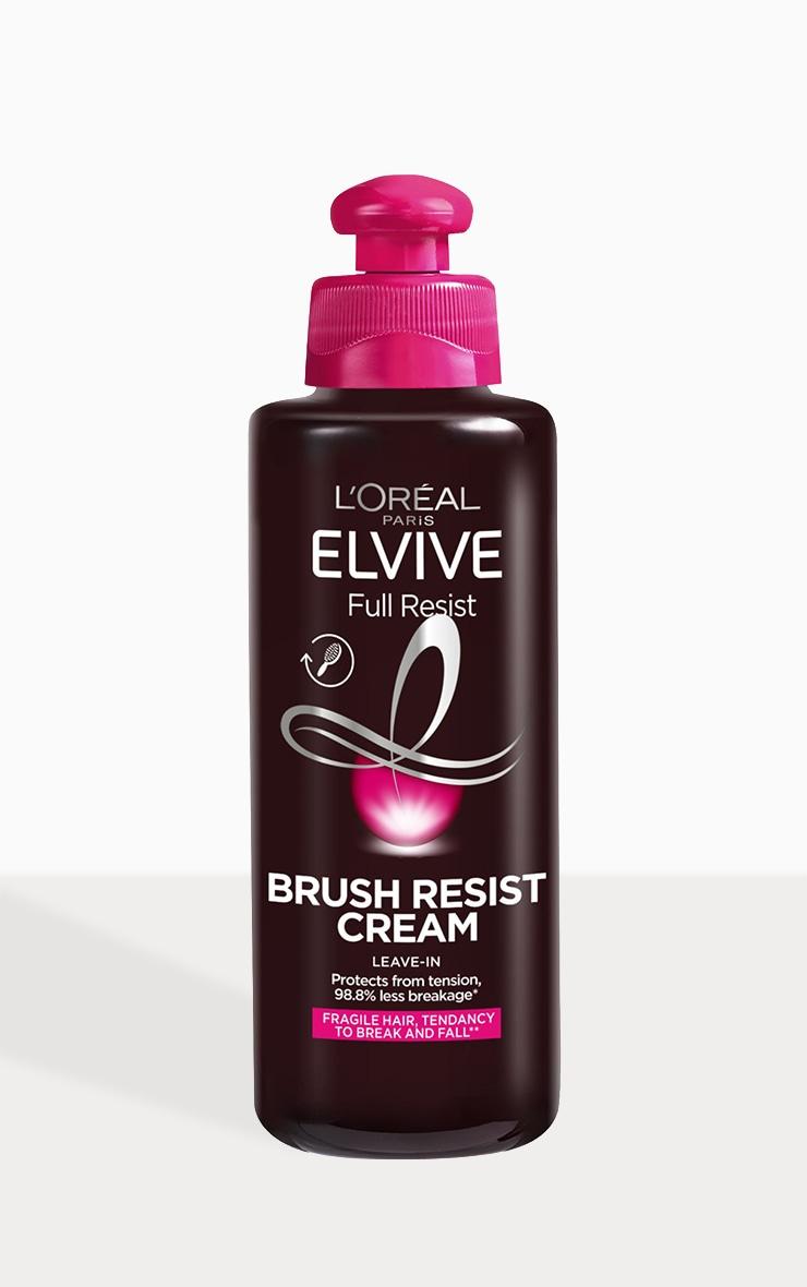 L'Oreal Elvive Full Resist Fragile Hair Brush Resist Cream 200ml 1
