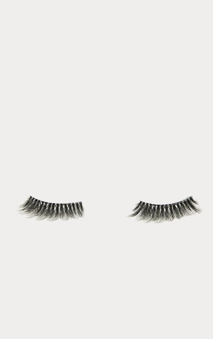Land of Lashes Honey Invisible Band False Lash  3
