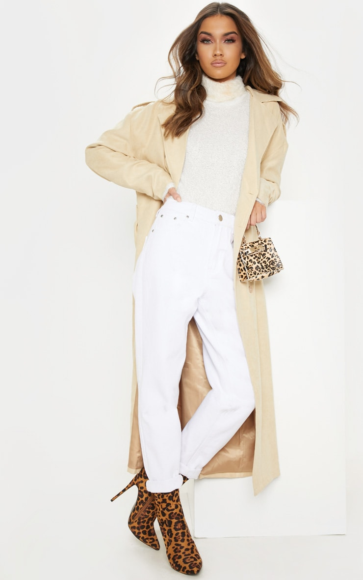 Stone Cord Belted Trench 4