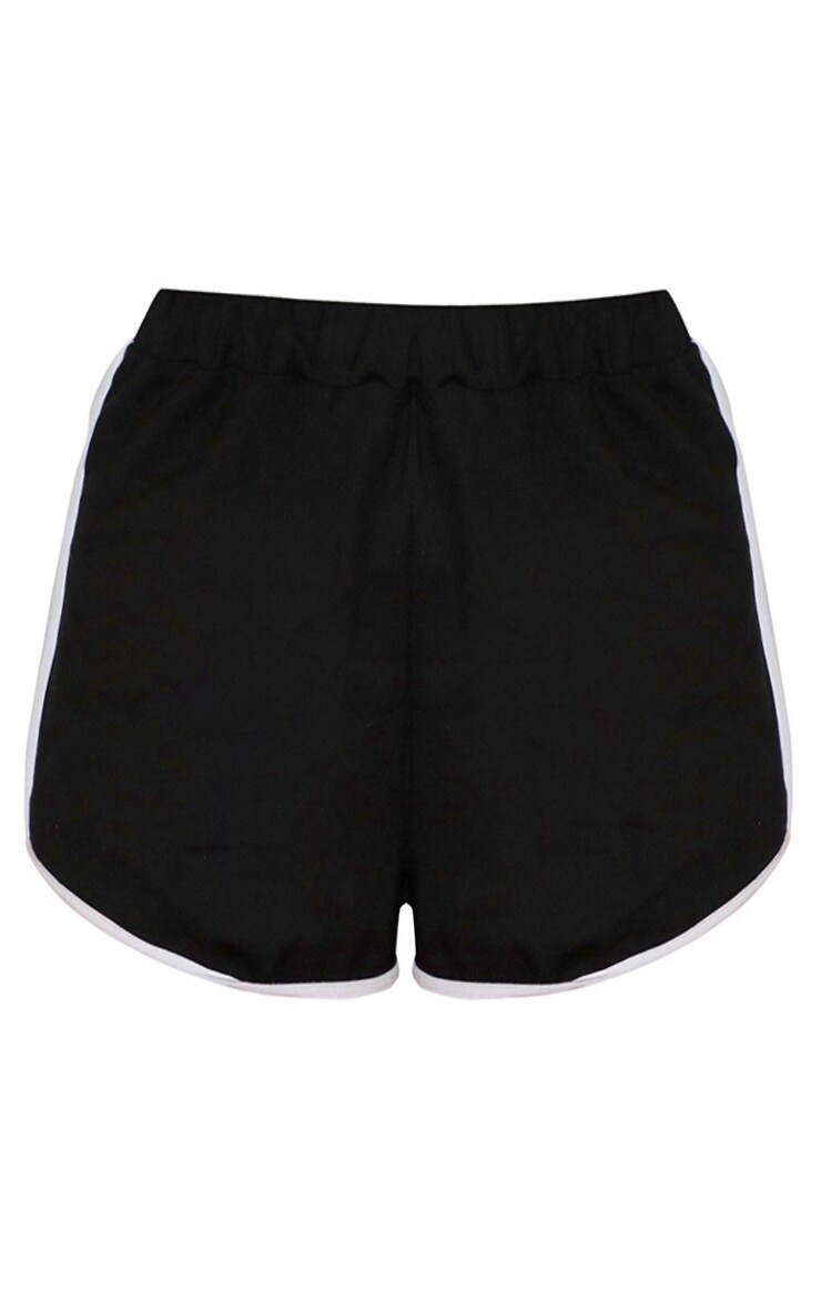 Girl Gang Shorts Black 4