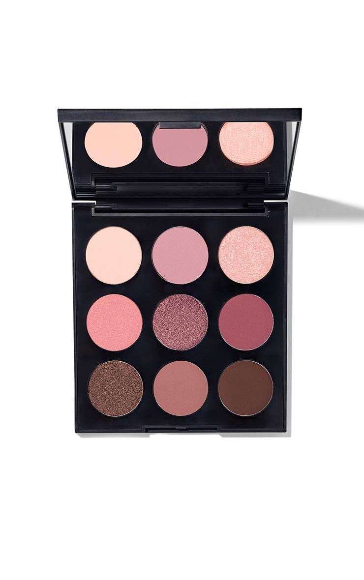 Morphe 9V Vintage Rose Artistry Eyeshadow Palette 2