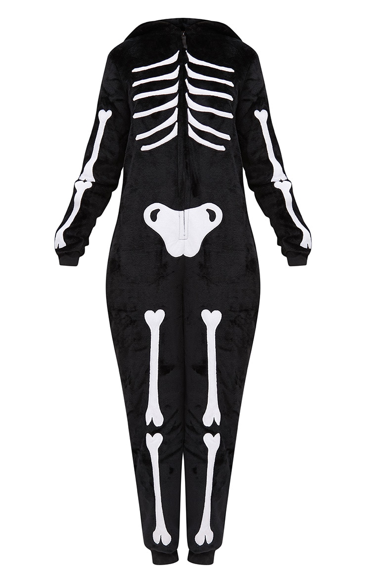 Skeleton Onesie 3